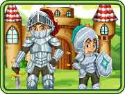 Play 4x4 Royal Warriors