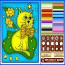 Cat Colouring