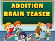 Play Addition Brain Teaser