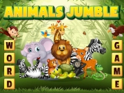 Play Animals Jumble