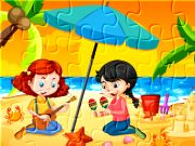 Play Beach Jigsaw