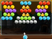 Play Bubble Shooter Gold Minin…