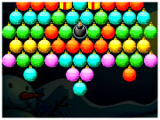 Play Bubble Shooter Xmas Pack