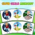 Cute Girls Memory