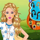 Play Cute Teenager Girl Dressup