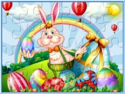 Play Easter Jigsaw Deluxe