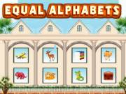 Play Equal Alphabets