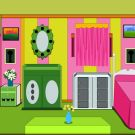 Play Escape Colored Baby Room