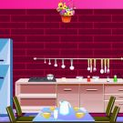 Play Escape Pink Kitchen