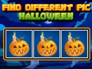 Play Find Different Pic Hallow…