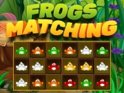 Play Frogs Matching