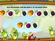 Play Fruits Patterns