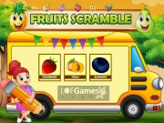 Play Fruits Scramble