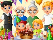 Play Happy Birthday With Famil…
