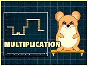 Play Hamster Grid Multiplication