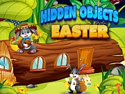 Play Hidden Object Easter