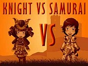 Play Knight Vs Samurai