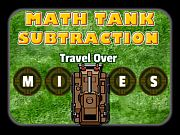 Play Math Tank Subtraction