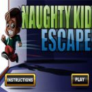 Play Naughty Kid Escape