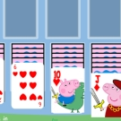 Play Peppa Pig Solitaire