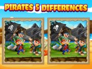 Play Pirates 5 Differences