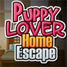 Play Puppy Lover Home Escape