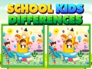 Play School Kids Differences