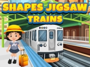 Play Shapes Jigsaw Trains