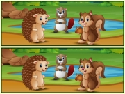 Play Spot The Differences Fore…