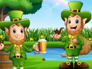 Play Saint Patrick's Day Sliding Puzzles