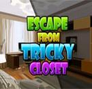 Play Escape from Tricky Closet