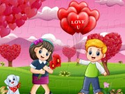 Play Valentine Day Jigsaw