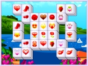 Play Valentines Mahjong Deluxe