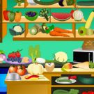 Play Vegetables Room