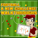 Play Football A New Challenge Walkthroughs
