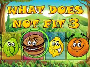 Play What Does not Fit 3