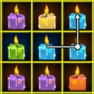 Play Xmas Candles Match 3