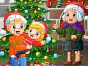 Play Xmas Celebration Jigsaw