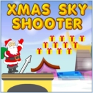 Play Xmas Sky Shooter