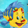 Play Ariels Flounder Injured